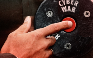 cyber war red button