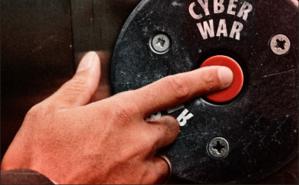 cyber war red button