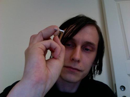 USB finger